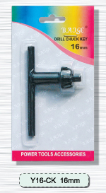 (Y16-CK) 16mm black key